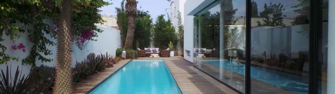 Villa vente quartier Oasis Casablanca