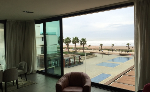 Appartement meublé location Anfa place immobilier Casablanca