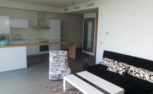 Appartement meublé location Anfa Place Casablanca