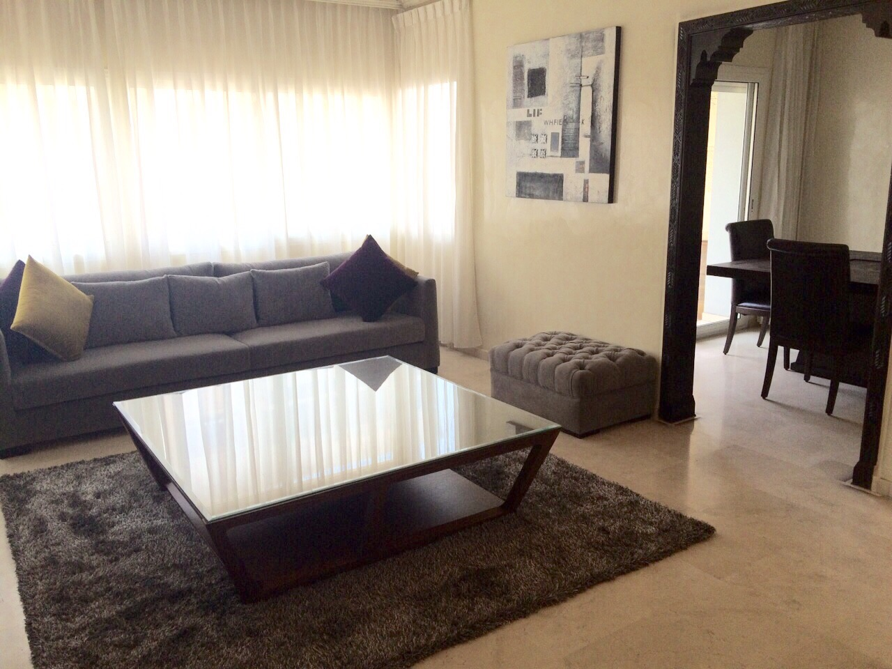 Appartement meubl location casablanca - Location appartement meuble a casablanca ...