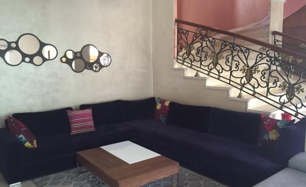 Villa meublée location Mohammedia