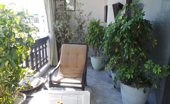 Appartement meublé location Casablanca