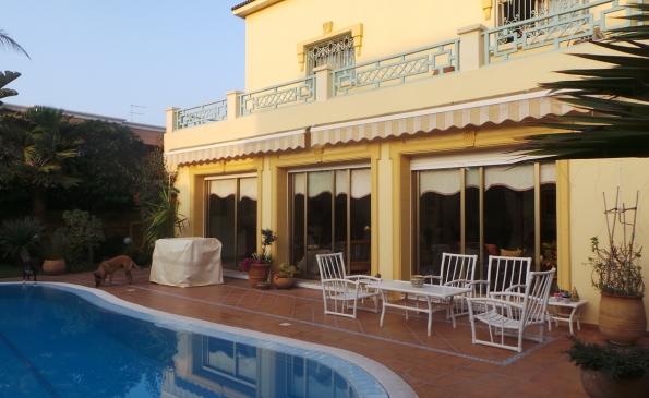 Villa vente Dar Bouazza Casablanca