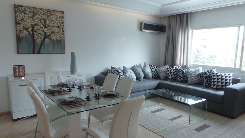 Appartement meubl location racine casablanca - Location appartement meuble a casablanca ...