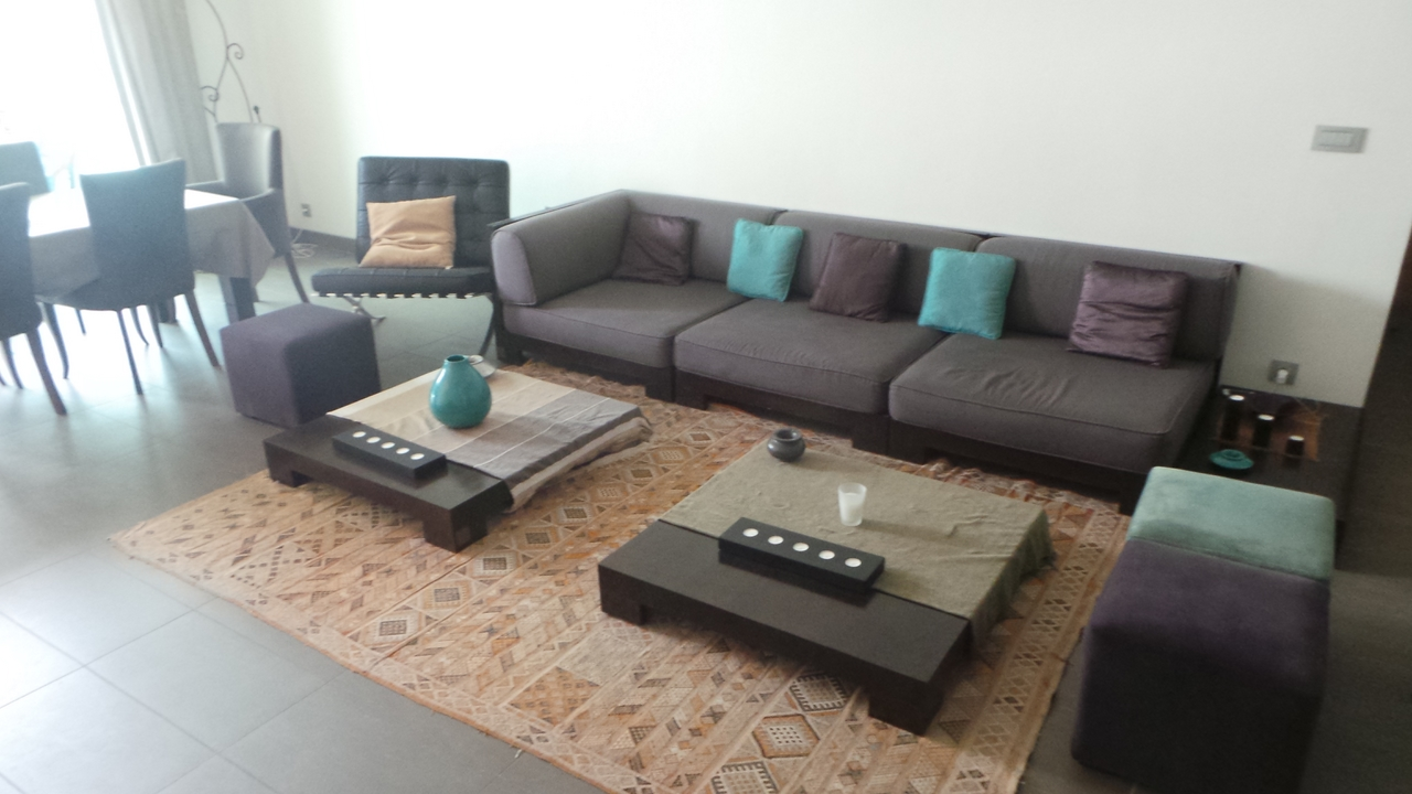 Appartement meubl location anfa place casablanca for Appartements meuble