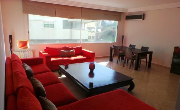Appartement meublé location Palmier Casablanca