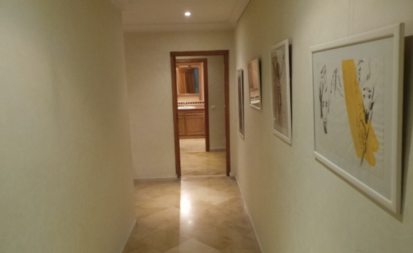 Appartement vente quartier racine Casablanca