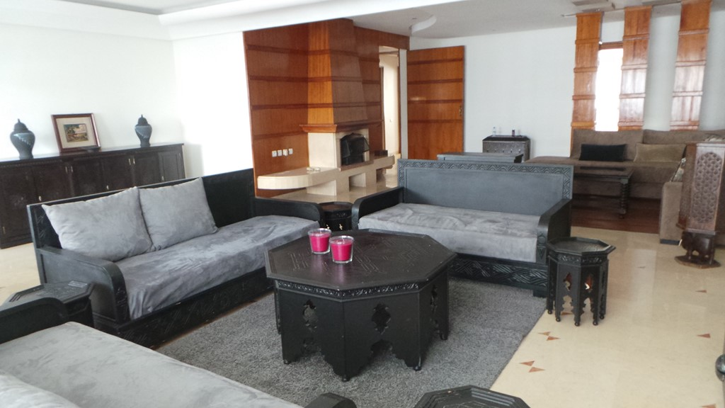 appartement meubl location casablanca viaprestige immobilier. Black Bedroom Furniture Sets. Home Design Ideas