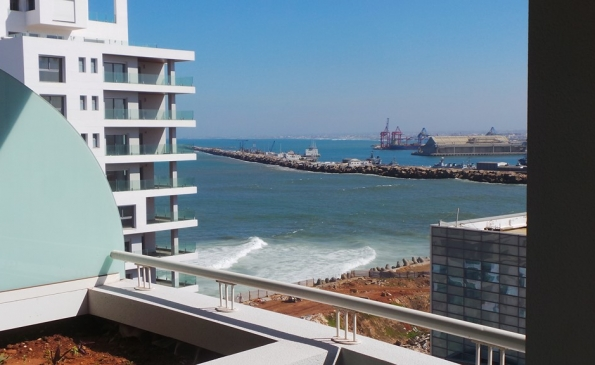 Appartement meublé location Marina Casablanca