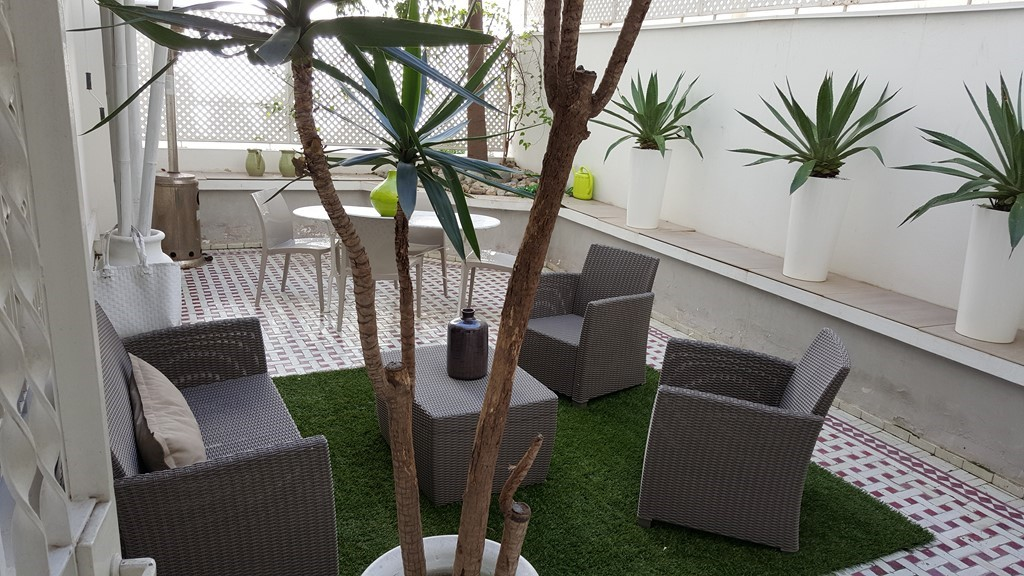Appartement vente terrasse Racine Casablanca - Viaprestige Immobilier