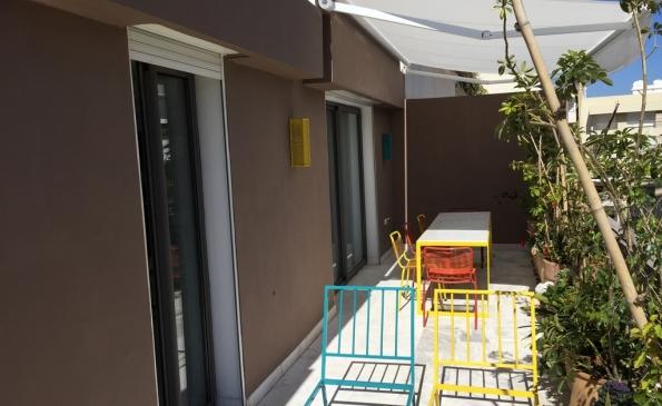 Appartement meublé location immobilier Casablanca