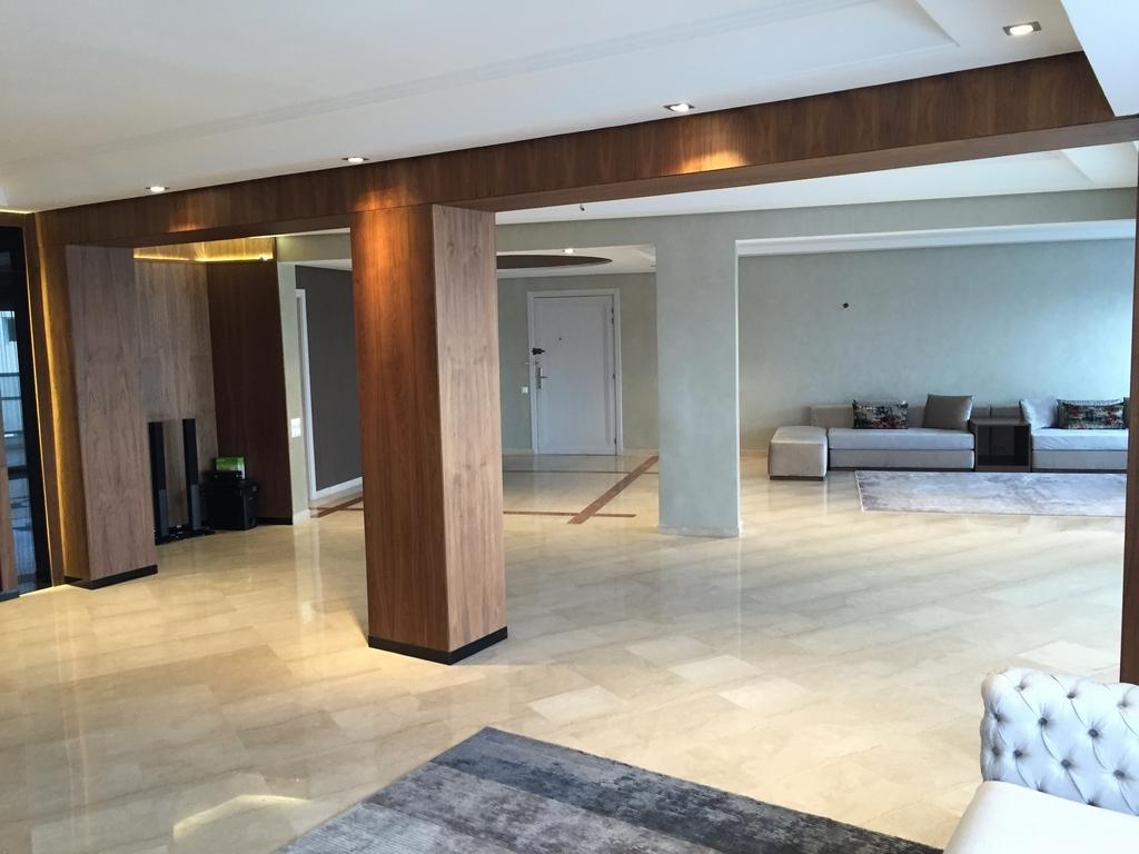 Appartement prestige vente immobilier casablanca for Immobilier prestige appartement