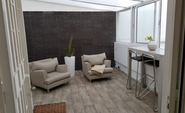 Appartement vente terrasse Racine Casablanca