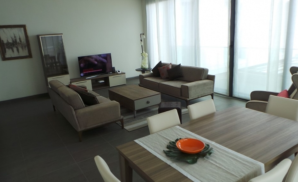 Appartement meublé location Anfa Place living resort