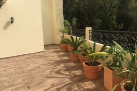 Appartement terrasse location immobilier Casablanca