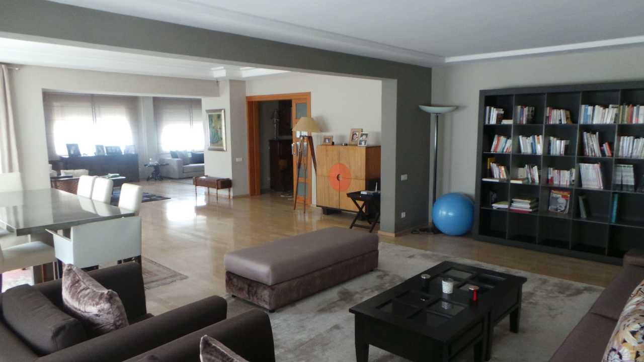 Appartement prestige vente immobilier casablanca for Immobilier appartement