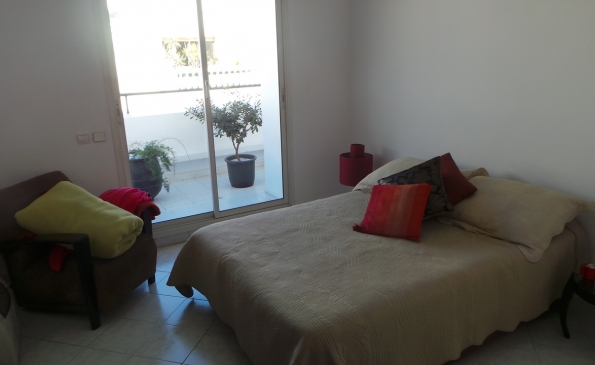 Appartement terrasse vente immobilier Casablanca