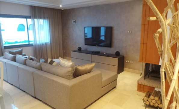 Appartement meubl location immobilier casablanca for Meuble casablanca