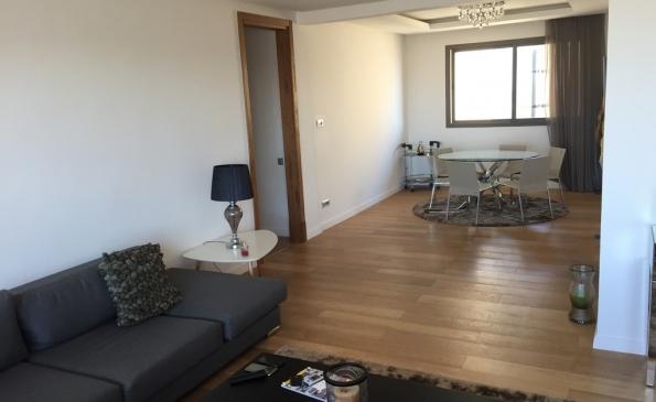 Appartement meublé location Gauthier immobilier Casablanca
