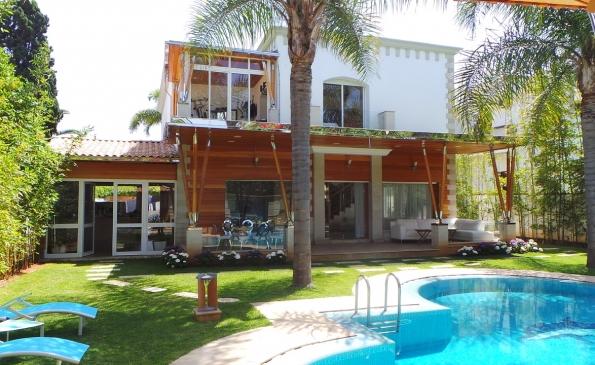 Villa prestige vente Casablanca