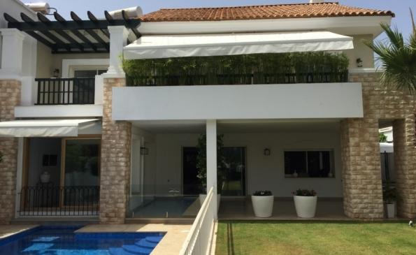 Villa Vente Les Jardins De L Ocean Dar Bouazza Casablanca