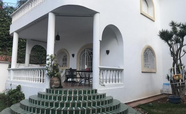 Villa vente Oasis immobilier Casablanca