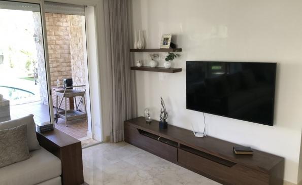 Villa meublée location Dar Bouazza Casablanca