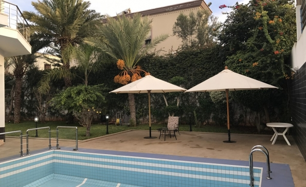 Villa prestige vente Californie immobilier Casablanca