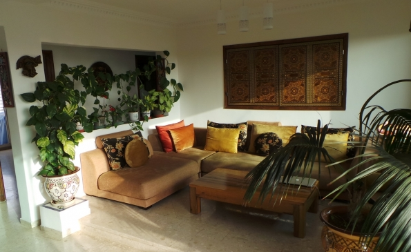 Appartement terrasse vente Casablanca