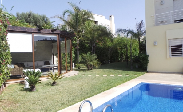Villa moderne location Casablanca
