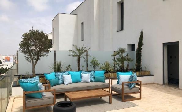 Appartement meublé location CIL Casablanca