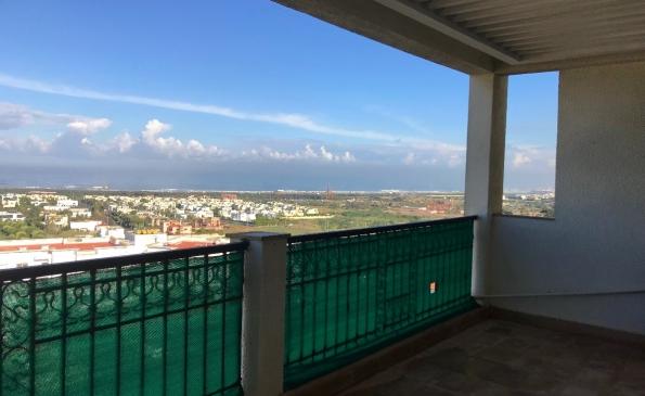 Appartement terrasse location immobilier Casablanca