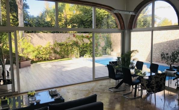 Villa à vendre résidence fermée Casablanca