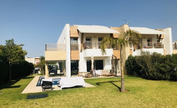 Villa vente CGI Bouskoura