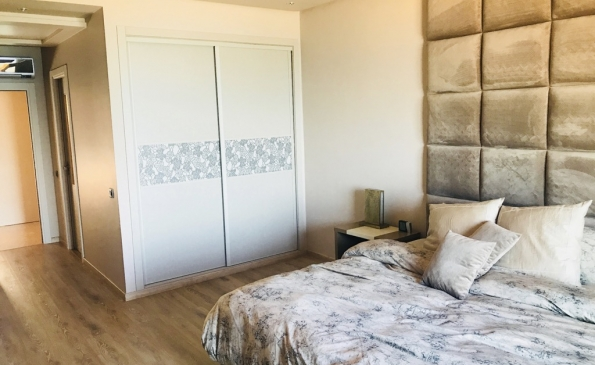 Appartement meublé location face à l'océan
