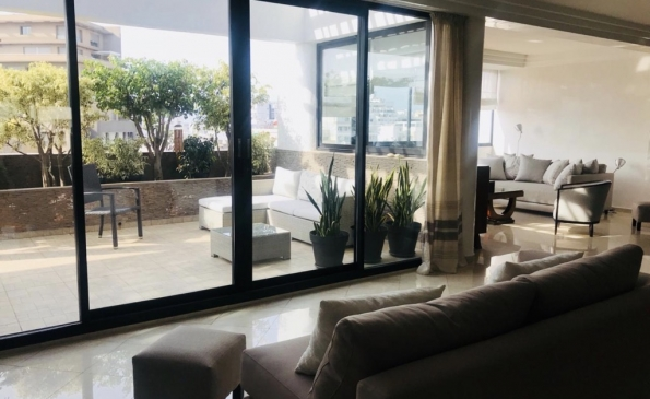 Appartement terrasse a vendre Gauthier