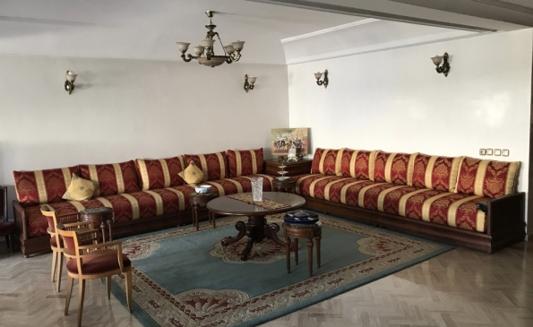 Appartement terrasse vente Racine Casablanca