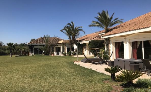 Villa à vendre Labissa Bouskoura