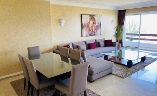 Appartement meuble location Ain Diab