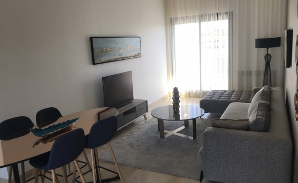 Appartement meuble location Bouskoura