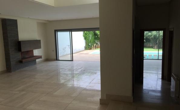 Villa location Casablanca