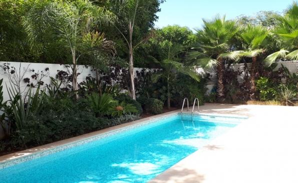 Villa moderne location Casablanca