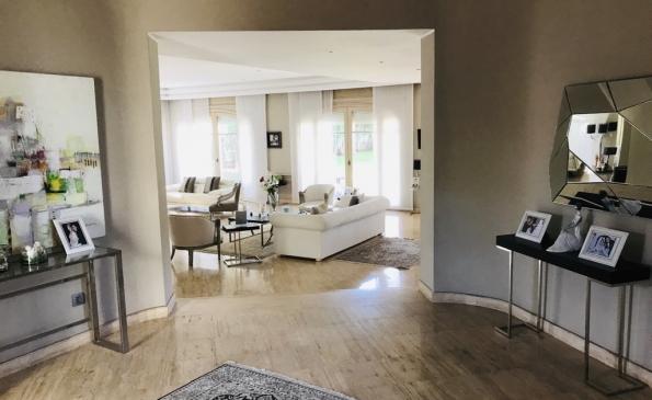 Villa a vendre vieux Ain Diab Casablanca