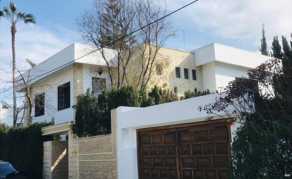 Villa a louer quartier CIL Casablanca