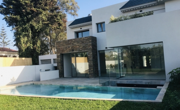 Villa prestige location Casablanca