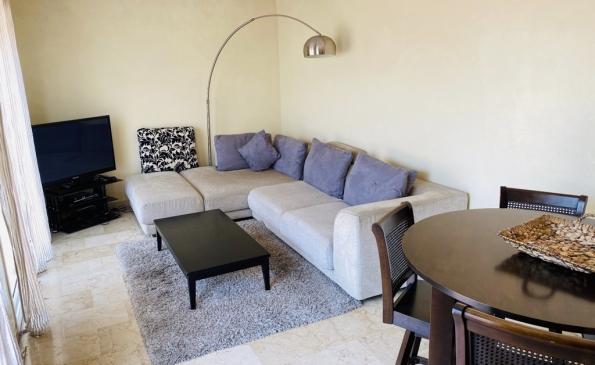 Appartement meublé terrasse location Casablanca