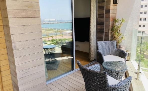 Appartement meuble location La Marina