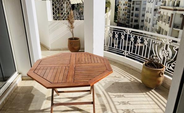 Appartement de prestige en location Casablanca