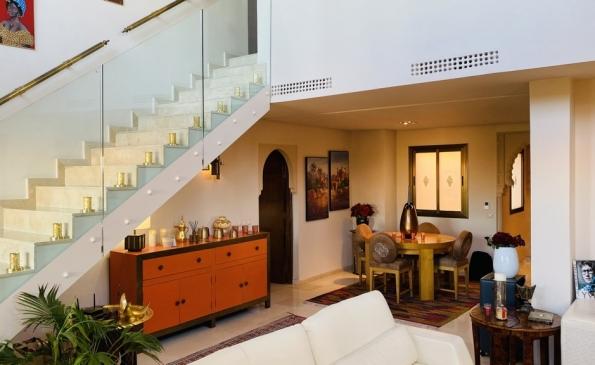 Duplex de prestige a vendre a Marrakech